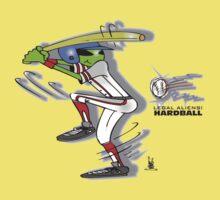 alien  baseball Kids Tee