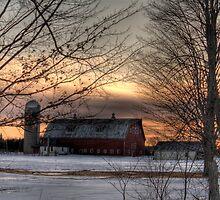 Sunset Farm by Chintsala