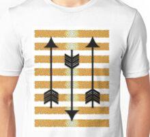 Follow Your Golden Arrow Unisex T-Shirt