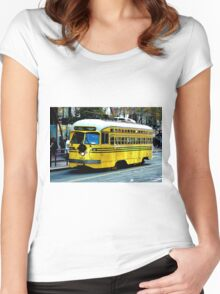 Number 1057 Women's Fitted Scoop T-Shirt