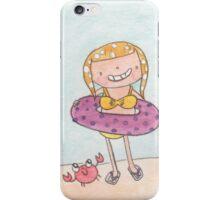 June - Year of Sisters - Watercolor iPhone Case/Skin