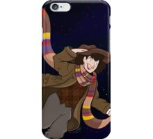 4th Doctor! iPhone Case/Skin