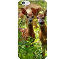 The Twins iPhone Case/Skin