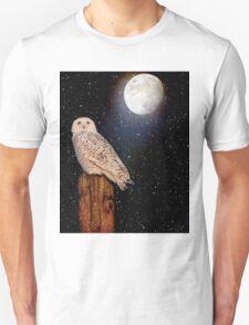 Brighter than the moonlight Unisex T-Shirt