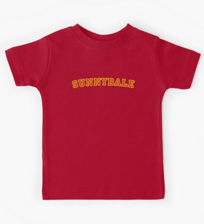 Sunnydale Gym Shirt 1 Kids Tee