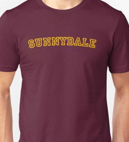Sunnydale Gym Shirt 1 Unisex T-Shirt