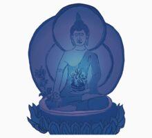 medicine buddha by hermies