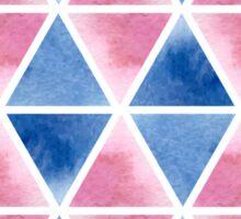 Triangular pattern Sticker