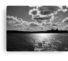 Sky - Gripped Canvas Print