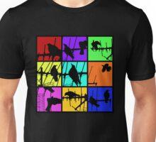Colours Of Asylum T Unisex T-Shirt