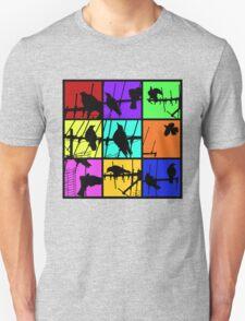 Colours Of Asylum T T-Shirt