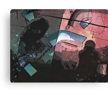 The sun will rise tomorrow and there will be a new world Canvas Print