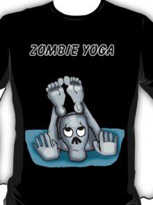 Zombie Yoga  T-Shirt