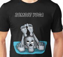 Zombie Yoga  Unisex T-Shirt