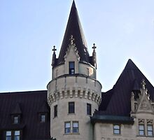 The Chateau Laurier Hotel, Ottawa, ON Canada by Shulie1