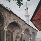 Gazi Husrev Beg's Mosque in Sarajevo,Bosnia  by meliha bisic