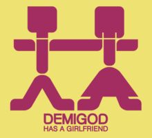 Demigod has a girlfriend by Snutty