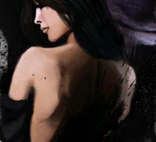 Black Beauty Sticker