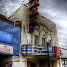 Texas Theater by Terence Russell