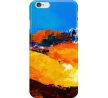 Sunlight in the Valley iPhone Case/Skin