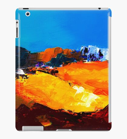 Sunlight in the Valley iPad Case/Skin