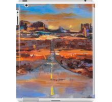 The land of Rock Towers iPad Case/Skin