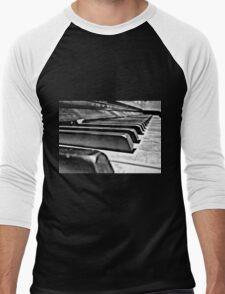 Forgotten Keys Men's Baseball ¾ T-Shirt