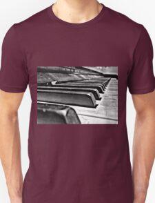 Forgotten Keys Unisex T-Shirt