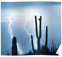 Lightning Chase Poster