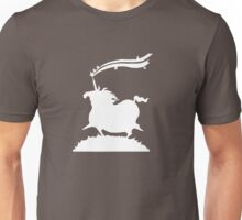 Jim, the Body Positive Unicorn Unisex T-Shirt
