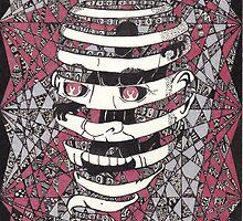 Release 1, Ink & Pencil by RIYAZ POCKETWALA
