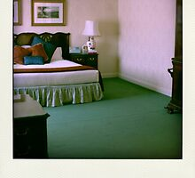 a great man's last room by OTBphotography