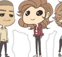 Chibi One Direction Sticker