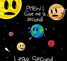 Leap Second 2015 by jezkemp