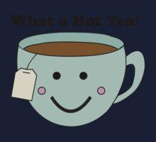 What a Hot Tea!! Kids Tee