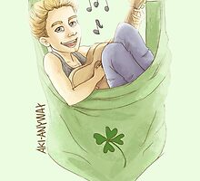 Pocket Niall by Aki-anyway