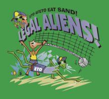 legal volley Kids Tee