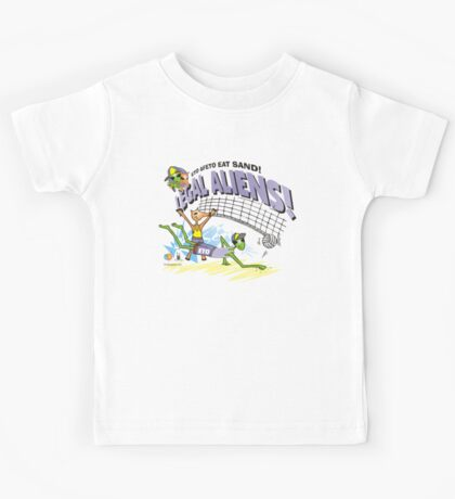 legal volley Kids Tee