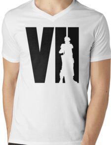 Cloud is back Mens V-Neck T-Shirt