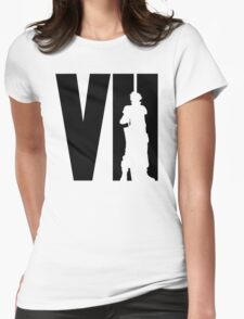Cloud is back Womens Fitted T-Shirt
