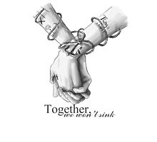 Together We Won't Sink - Larry Stylinson Photographic Print