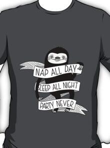Life Sloth T-Shirt