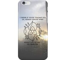 la dispute - new storms for older lovers iPhone Case/Skin