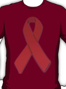 AIDS Awareness Ribbon T-Shirt