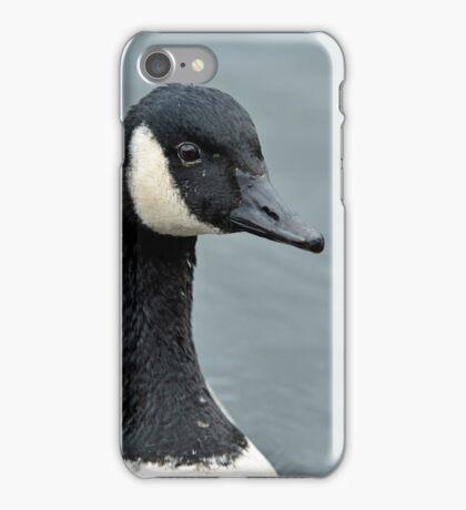 Canada Goose Close Up iPhone Case/Skin