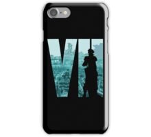 Cloud is back in color iPhone Case/Skin