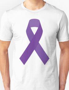Cancer Awareness Ribbon T-Shirt