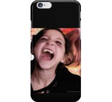 LITTLE VAMPIRE iPhone Case/Skin