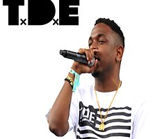 T.D.E - K.Dot by untamedgaming