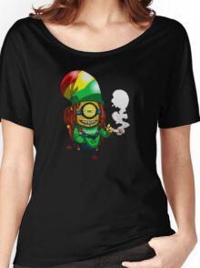 Rasta Minion Women's Relaxed Fit T-Shirt